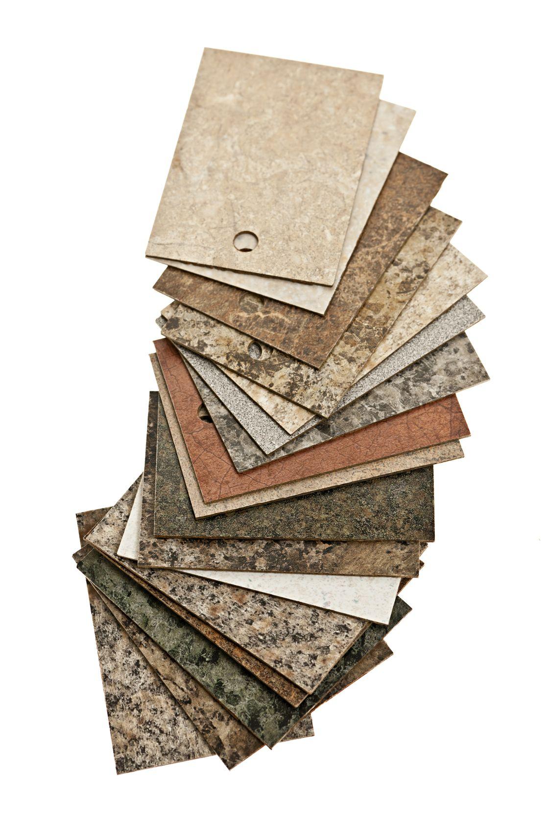 Floor Tiles - Showroom