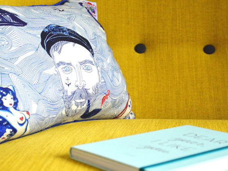 Give your Patio Cushions some TLC