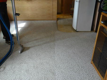 Keep Your Carpets Clean this Winter