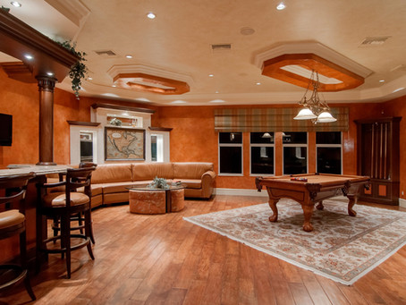3 Benefits of a Game Room
