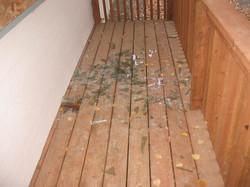 Vandalism - Broken Glass