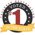 Taylored Restoration - Voted #1 Badge.jp