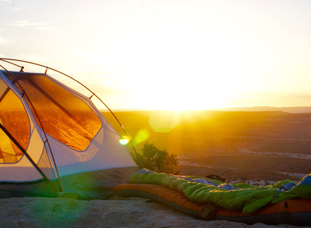 Family Camping This Summer? Don't Forget These Items