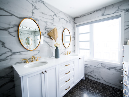 5 Easy Bathroom Updates