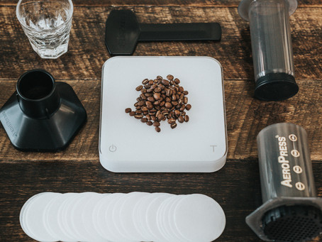 Essentials for a Home Coffee Station