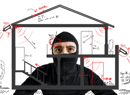 Is Your House a Target for Theft?