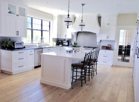 Kitchen Improvements for Entertaining
