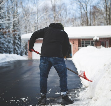 3 Ways to Remove Ice From Your Driveway