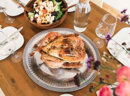 8 Tips for Hosting an Awesome First Thanksgiving