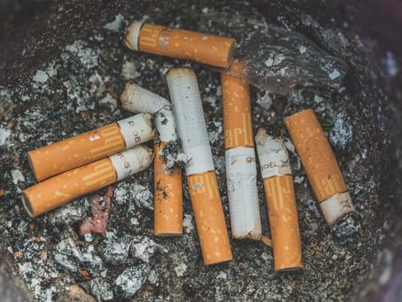 How to Remove Cigarette Smoke Damage