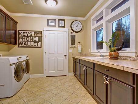 5 Laundry Room Essentials