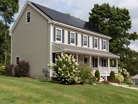 4 Benefits of Vinyl Siding
