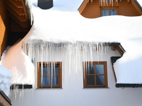 3 Dangers of Ice Dams