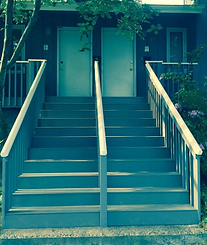 Exterior Stairway Remodel - Afte