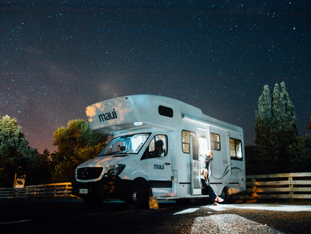 Why You Need a Professional RV Cleaning