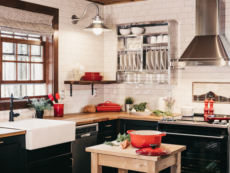 5 Ways to Make Your Kitchen Look New