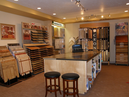 Did You Know We Have a Showroom?