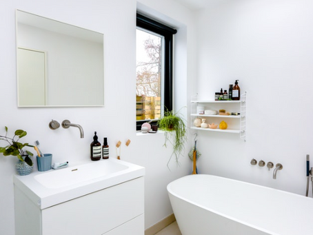 4 Reasons to Remodel Your Bathroom