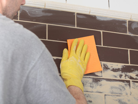 How to Grout like a Pro