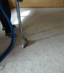 Carpet Cleaning - Before