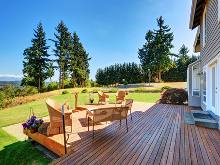 Prep for your New Outdoor Addition