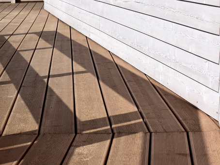 Is It Time For a New Deck?