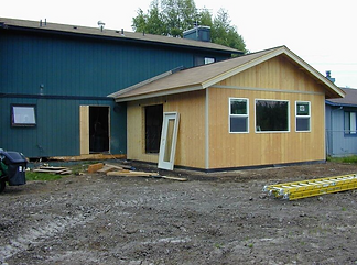 Home Addition After