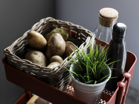 5 Food Items That Make Great Cleaning Supplies