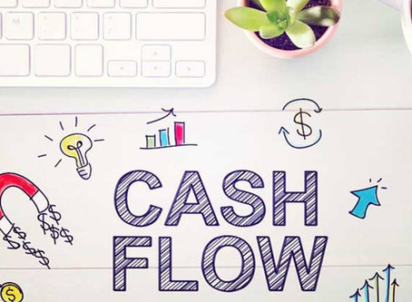 HOW TO CREATE CASH FLOW IN THREE EASY STEPS