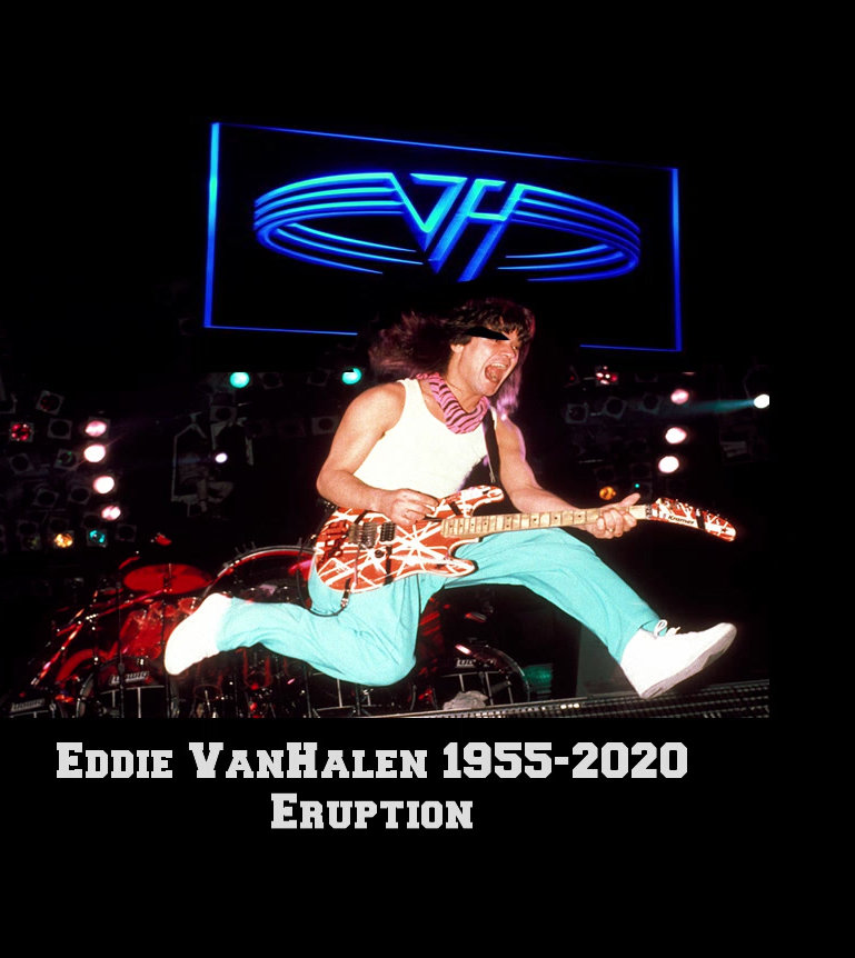 Eddie Van Halen's Master Solo Eruption transcribed in Video Tablature