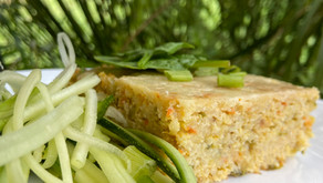 Zucchini and Millet Casserole