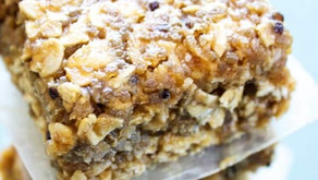 Quinoa & Oats Energy Bars