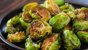 Roasted Brussel Sprouts and Fennel