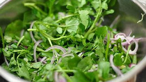 Asian Watercress Salad