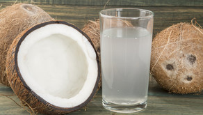 Coconut Water - the super drink you should be drinking!