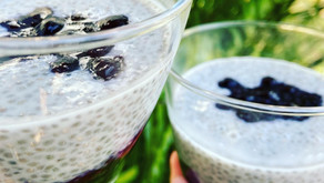 Fruit-on-the-Bottom                       Coconut Chia Pudding
