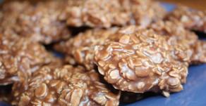 Ginger Pumpkin Spice No-Bake Cookie