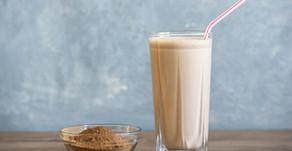Chocolate Nut Protein Shake