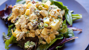Turkey and Apple Salad