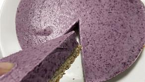 Blueberry Cheesecake (Keto)
