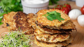 Cauliflower & Veggie Patties