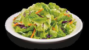 Coconut Oil Vinegar (Fat Burn) Salad Dressing
