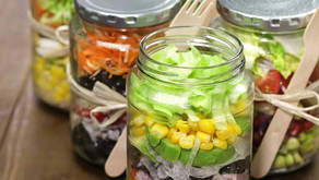 Lunch In A Jar!