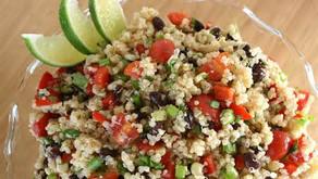 Quick & Easy Quinoa Salad