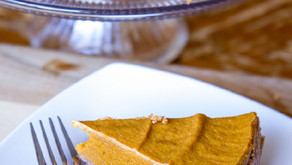 Pumpkin & Carrot Pie