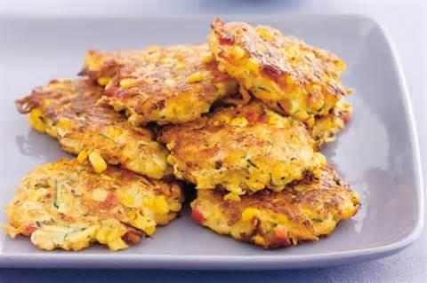 Veggir Fritters