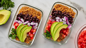 Tips for meal prepping
