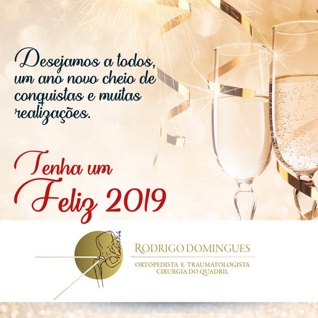 Post feliz 2019