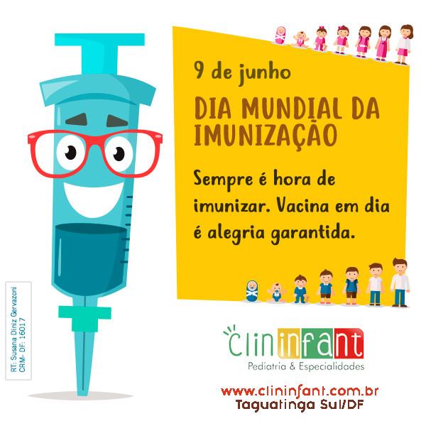 Post sobre Imunização