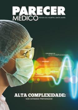 Capa de Revista Médica